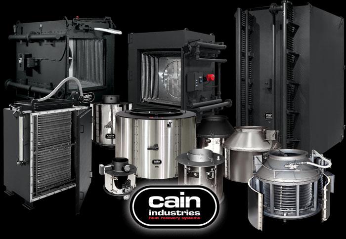 Cain Industries Boiler Economizers