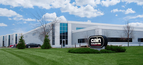Cain Industries Building