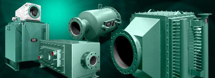 Engine Cogeneration Silencers